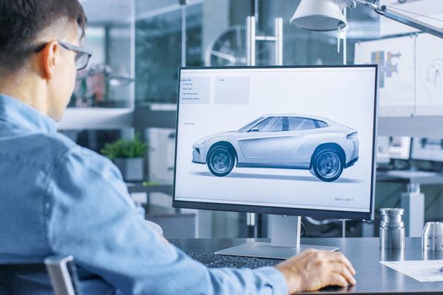 Certified Design Engineer Automobile