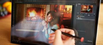Image Editing & Photo Effects Using Photoshop