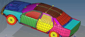 Mastering FEA with HyperMesh